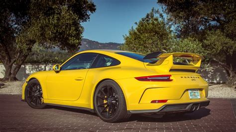 2018 porsche 911 price 2018 porsche 911 gt3 release date price and specs roadshow