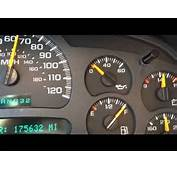 How To Change A Oil Pressure Sending Unit On Chevy Tahoe
