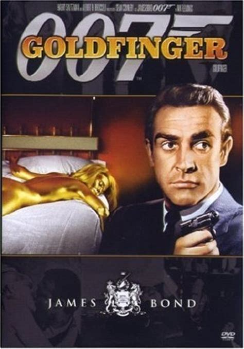 goldfinger james bond 007 james bond 007 goldfinger musically inclined
