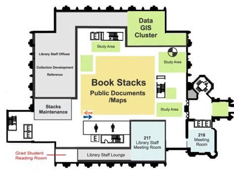 new grad student reading room in perkins duke