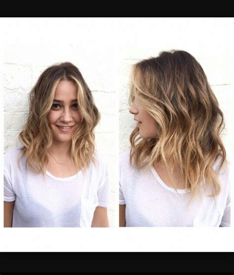 blonde ombres for medium lengths ombre hair short medium length brown blonde sombre