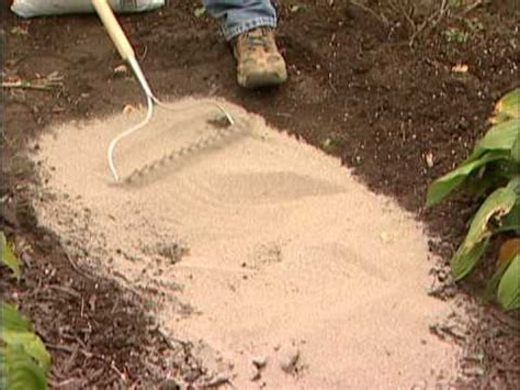 improving lawn garden drainage youtube