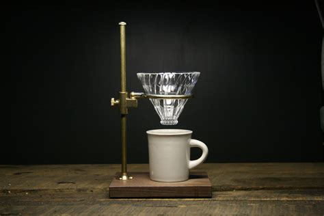 V60 Coffee the clerk v60 coffee pour stand