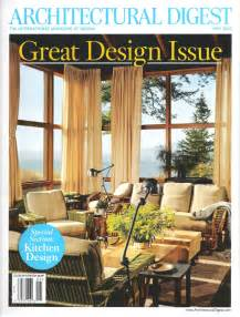 architectural digest articles and publications featuring work by charles cabinet co