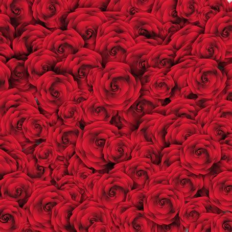 cuando se fundo la roja fondo con rosas rojas descargar vectores gratis