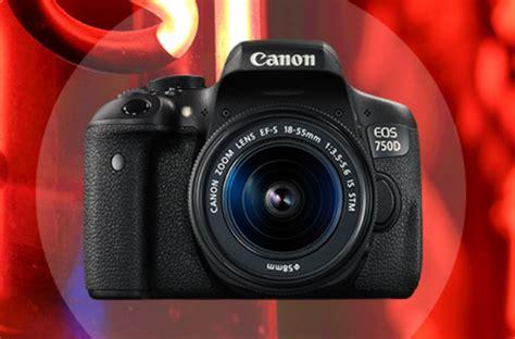 Kamera Dslr Canon Kelas Menengah kamera dslr canon eos 760d dan eos 750d dilengkapi dengan nfc jeripurba