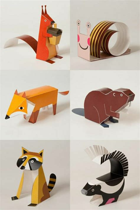 Animals Out Of Paper - comment faire un origami 55 id 233 es en photos et vid 233 os