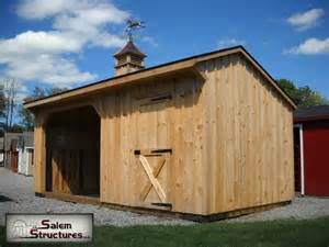 barns prices 10 x20 barn animal shelters barns sales