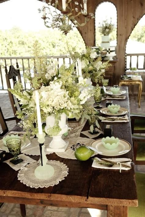 table scapes tablescapes party ideas table setting pinterest
