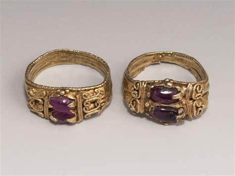 asian tribal ruby rings