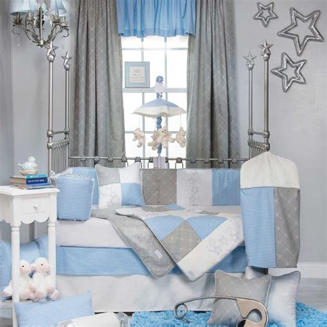 Glenna Jean Crib Bedding Glenna Jean Starlight Crib Bedding And Decor Baby Bedding And Accessories