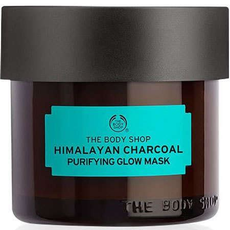 Harga The Shop harga the shop himalayan charcoal purifying glow mask