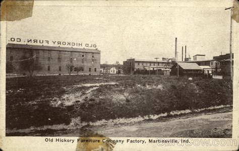 hickory furniture company factory martinsville