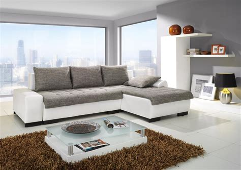 Modern Sofa Living Room Modern Living Room With Corner Sofa Decosee