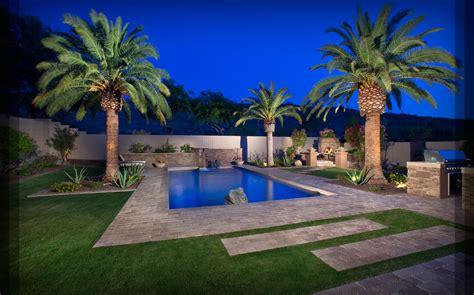 blooming desert custom arizona pools and landscapes