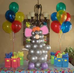 birthday balloon decorations