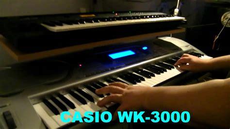 Keyboard Casio Wk 3000 image gallery casio wk 3000