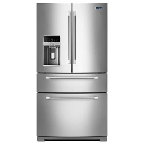 maytag kitchen appliances reviews maytag mfx2876drm refrigerator review 4 door door