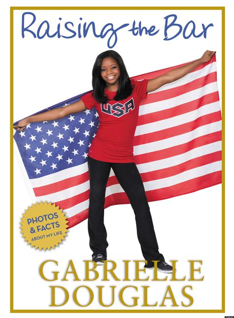 the bars books gabby douglas raising the bar book debuts offers
