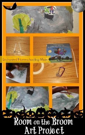 room on the broom craft ideas room on the broom projects and projects on