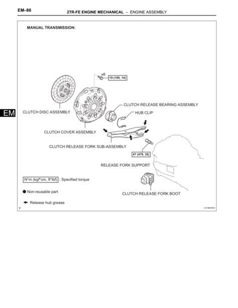 [DS_4839] Toyota 22Re Engine Torque Specs On Wiring