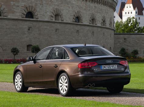 Audi A4 B8 2 0 Tdi Quattro by Audi A4 2 0 Tdi Quattro Sedan Worldwide B8 8k 2007 11