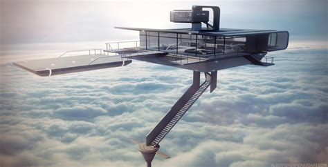 buy house oblivion oblivion sky tower 3d render day oblivium 180 s house pinterest oblivion tower and 3d