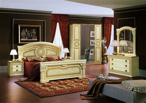 Italian Bedroom Sets Aida Italian Bedroom Furniture