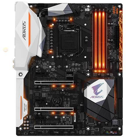 Sale Gigabyte Ga Z270x Ud3 Socket 1151 Kaby Lake gigabyte motherboard ga z270x gaming k7 lga1151 z270 ddr4 sata pci express atx lucomputer sku