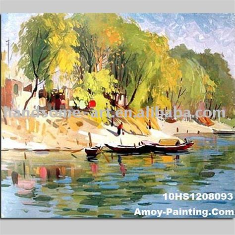 Handmade Nature Paintings - nature scenery nature model scenery