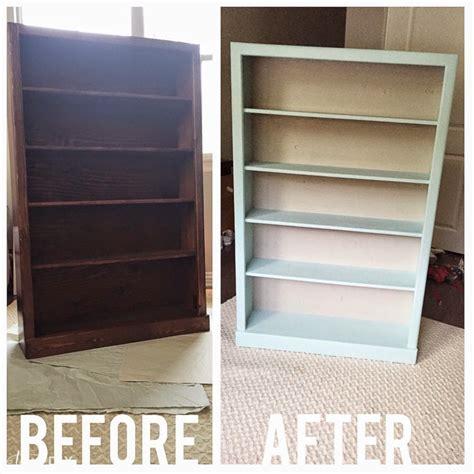 chalk paint bookshelf chalk paint bookcase sloan chalk paint bookcase