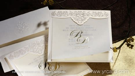 Wedding Invitations Cities by Ordering Korean Wedding Invitations Wedding Cities