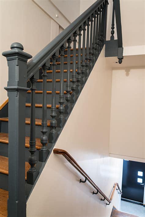 Peindre Cage Escalier Tournant by Chantier 17 Villa D Al 233 Sia 75014