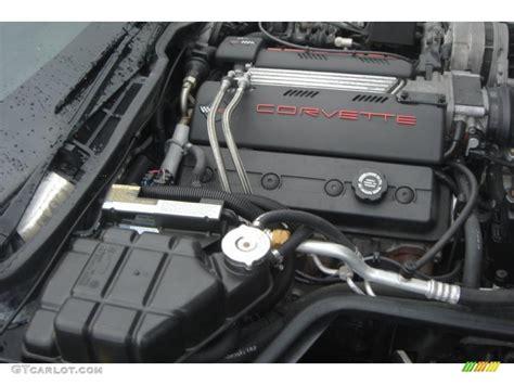 1994 corvette engine 1994 chevrolet corvette coupe 5 7 liter ohv 16 valve lt1