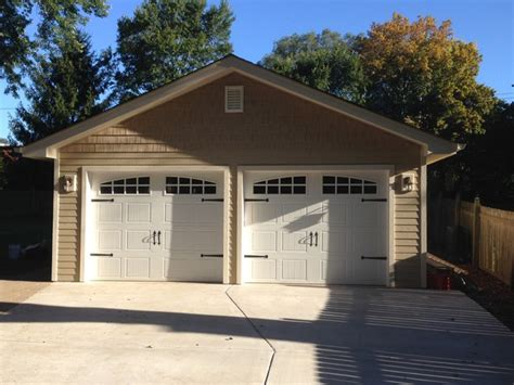 two car detached garage plans 2 car detached garage plans 3 1 2 car detached garage