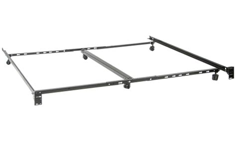 Low Profile Frame With Wheels All In One Bed Frames Bed Frames With Wheels