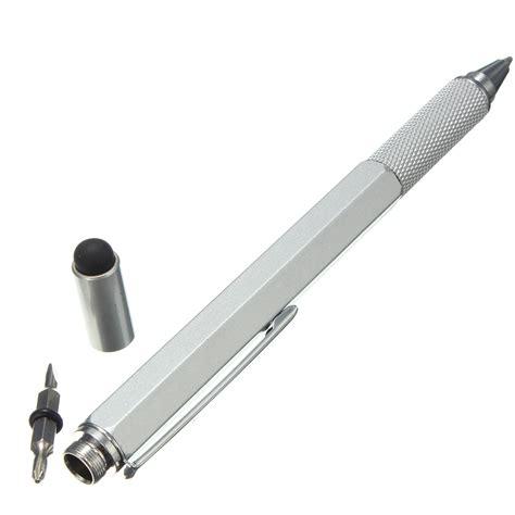 handy multi tool review 6 in 1 metal multitool pen handy screwdriver ruler spirit