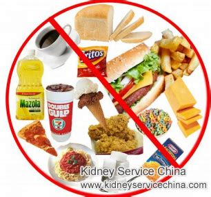 kd food what foods to avoid with stage 4 kidney disease