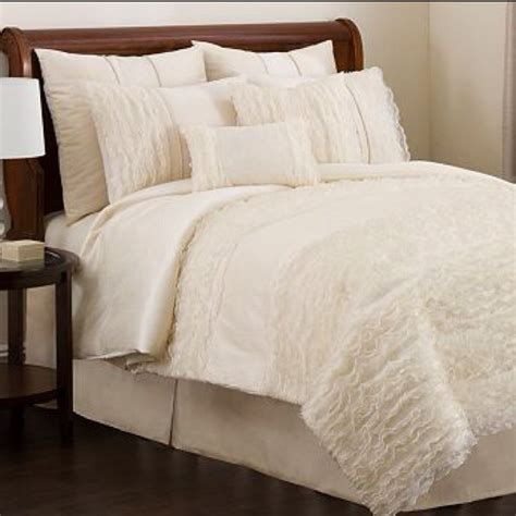 ivory bedding ivory bedding for the home pinterest