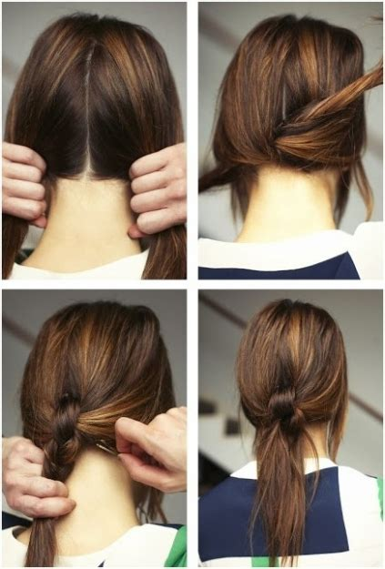 easy hairstyles for medium length hair at home gallery easy hairstyles for medium length hair to do at