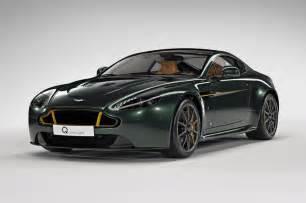 Aston Martin Aston Martin Q Makes Special Edition Spitfire Vantage