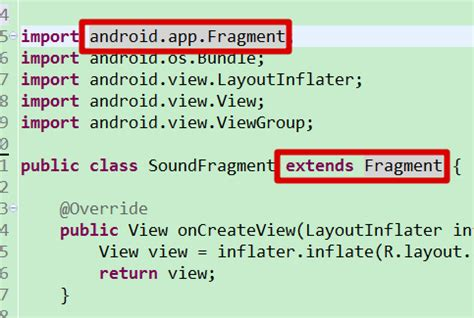 layoutinflater error inflating class fragment异常 binary xml file line 8 error inflating class