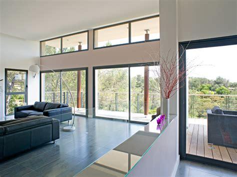 decoration maison interieur avec porte fenetre coulissante