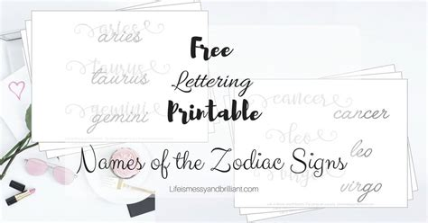 printable signs of the zodiac 100 ideas printable zodiac signs on spectaxmas download