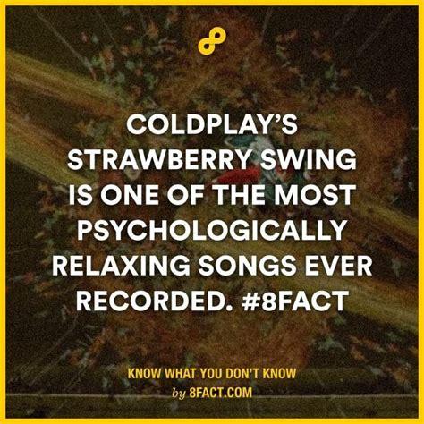 strawberry swing lyrics as 25 melhores ideias de strawberry swing no