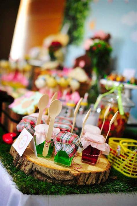 kara s ideas teddy picnic birthday