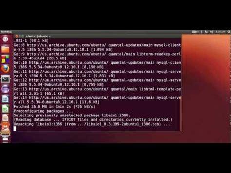 ns3 tutorial youtube comment demarrer ubuntu server la r 233 ponse est sur