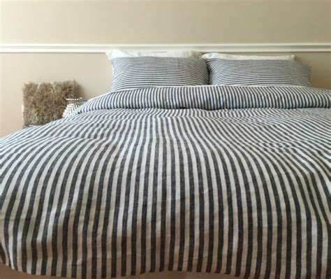 Navy Striped Bedding by Great Navy Striped Bedding For Property Plan