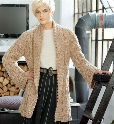 vogue knitting patterns 64 best images about cardigan on yarns