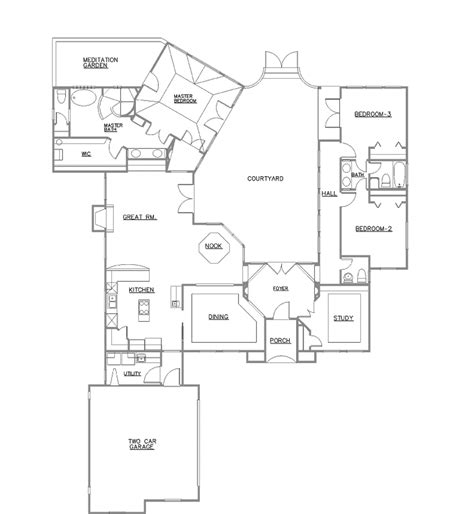 custom house plans custom home plan design ideas